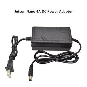 NVIDIA Jetson Nano dedicated EU/ US DC power adapter 5V4A high current Gift jumper cap(China)