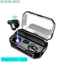 Wireless Touch Earbuds Noise Reduction T9 TWS True Binaural 5.0 Bluetooth Earpho