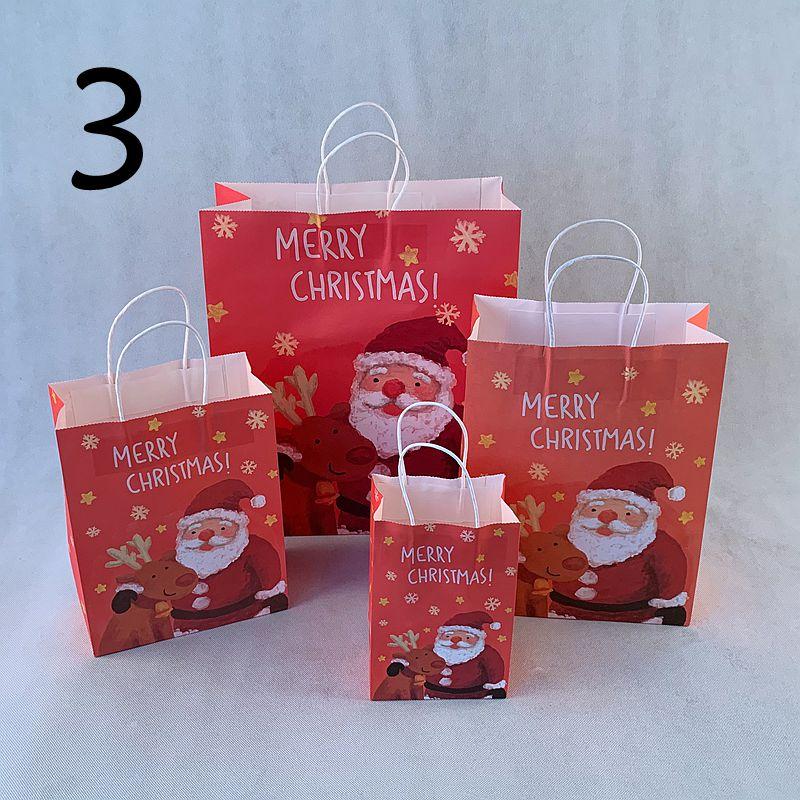 30 pclote novos sacos de presente do festival papel embalagem natal 02