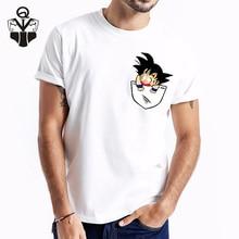 QIM Summer New Arrival Men T-shirt Natural Funny Tshirt Man Print Clothes 2019 Short Sleeve Fashion Casual Top tees