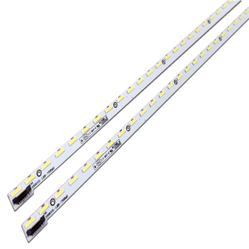 New 10 PCS*64LEDs 721MM LED backlight strip V580H1-LE6-TREM2 for LED58K280J V580HJ1-LE6