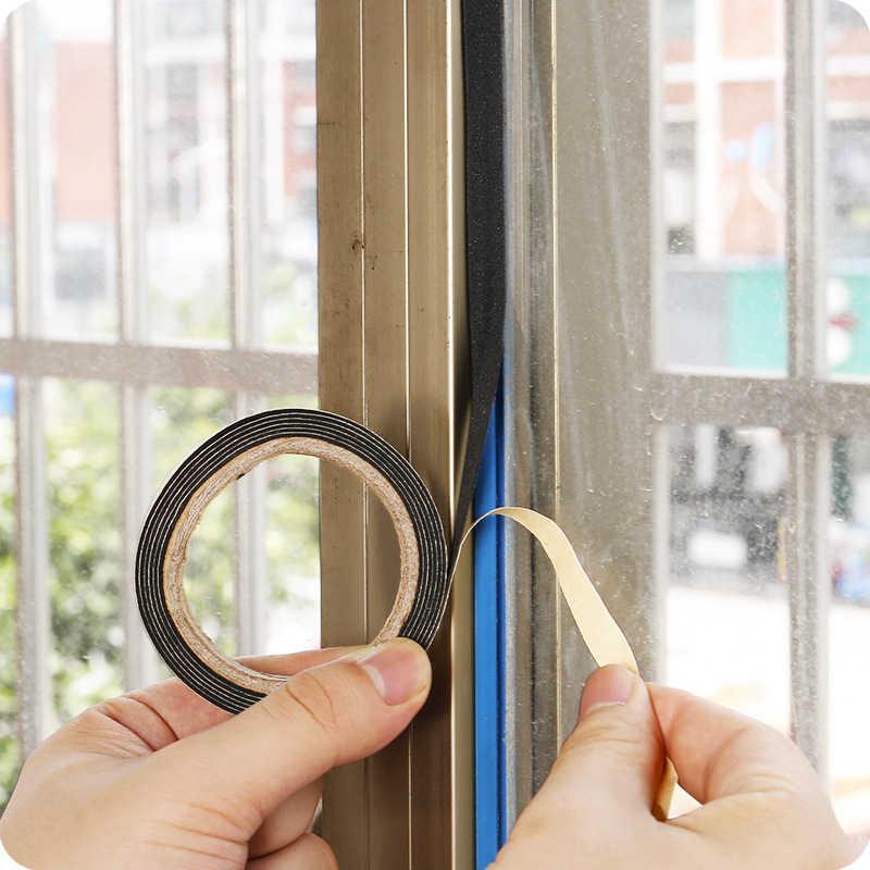 الشريط لإغلاق بالوعة المطبخ من نافذة شق لفة مقاوم للماء ذاتية اللصق الشريط 2 متر الغبار النفط وصمة عار الأشرطة