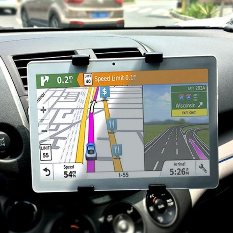 360 uchwyt na kratkę wentylacyjną samochodu stojak na 7-11 cali dla tabletu ipad mini Air Galaxy Tab