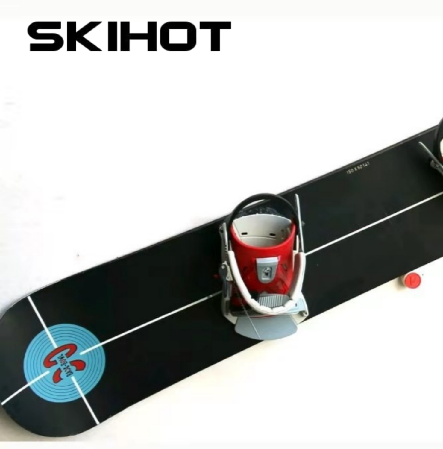 SKIHOT Snowboard Hanger Skateboard Holder Longboard Display Storage Rack Wall Mount