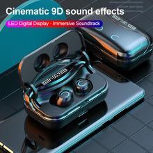 G08 Bluetooth 5.1 Earphone Touch Control Wireless Headphons