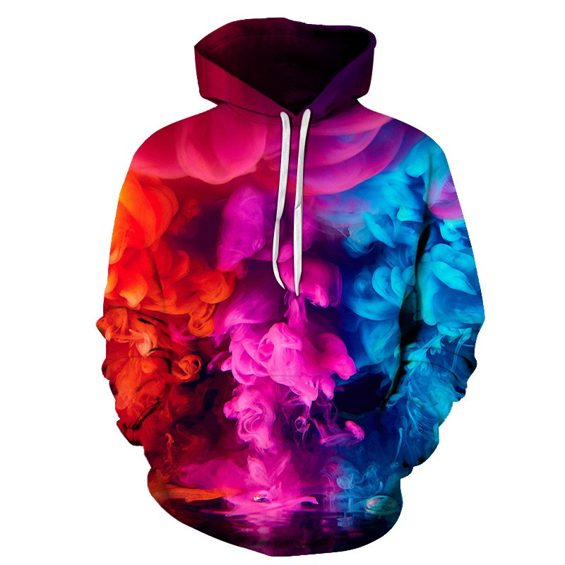 3D Printed 2020 Trend Art Hoodies 16