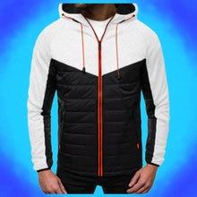Mantle hoodies anorak hip hop anime clothing zipper hoodie sweatshirt hooded mens sports suit