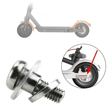 For Xiaomi M365 Rear Wheel Screw Components for Xiaomi M365 M187 Scooter Skateboard Onderdelen Accessoires M365 Scooter Parts image