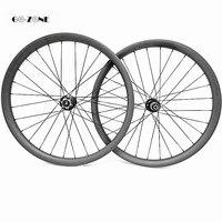 New 29er mountain bike carbon wheels AM 40x30mm tubeless bicycle hoop 29 novatec D791SB D792SB 100x15 142x12 disc mtb wheelset Bicycle Wheel    -