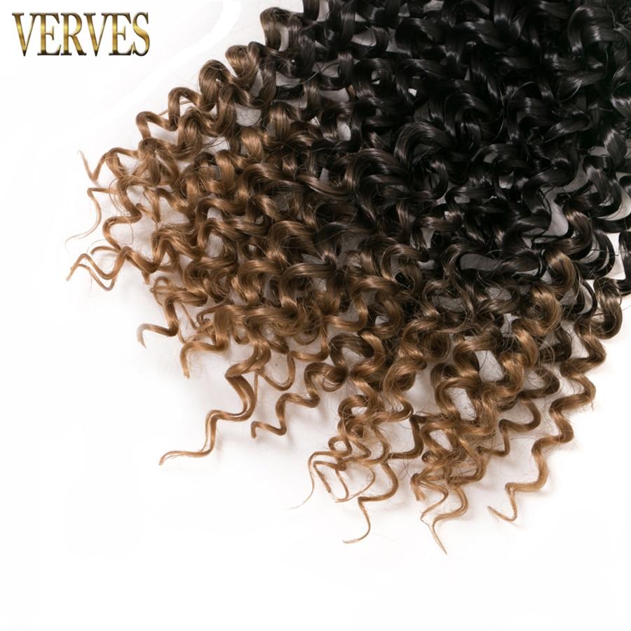 Extensões de trança de trança de cabelo