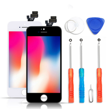 2019 AAAA+ Original LCD Screen For iPhone 5S SE 5C 5 Screen LCD No Dead Pixel  3D Touch Replacement LCD Display With Tool Kits 100% tested high quality lcd screen for apple iphone 6 plus no dead pixel 5 5 display replacement with free tool kits brand new