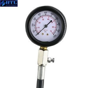 Image 4 - Automotive Werkzeuge TU 15A Diesel Engine Compression Tester Kit Motor Manometer 0 ~ 1000psi