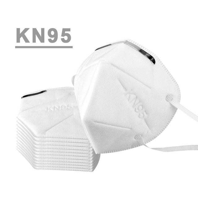 Protective Safety as FFP2 KF94 Face Mask KN95 Masks 5 Layers Dust Flu Anti Infection N95 Mouth Masks Particulate Respirator ffp3 2