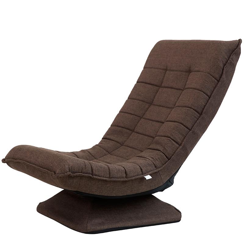 Lazy Couch Balcony Moon Chair Small Apartment Modern Tatami Single Creative Sofa Swivel Chair Reclining Washable