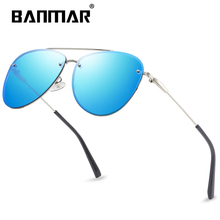 BANMAR Luxury Brand Designer Cat Eye Polarized Sunglasses Womens Lady Elegant Sun Glasses Female Driving Eyewear Oculos De Sol стоимость