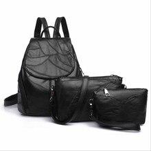 Women HandBag And Purse Luxury Handbags Women Bags Designer Women Leather Handbags Set Ladies Hand Bags Women's Bag Shoulder