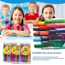 12/18/24 Colors Oil Pastel Stick For Artist Student Graffiti Soft Painting Drawing Pen School Stationery Art Supplies