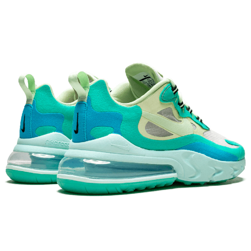Original Authentic Nike Air Max 270 React Men's Running Shoes Sports Shoes Classic Outdoor Casual Fashion Trend New AO4971 301