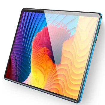 Tableta inteligente ultrafina de 10,1 pulgadas, dispositivo de aprendizaje para estudiantes, teléfono móvil Android 2 en 1, 4G, Netcom completo, juego wifi