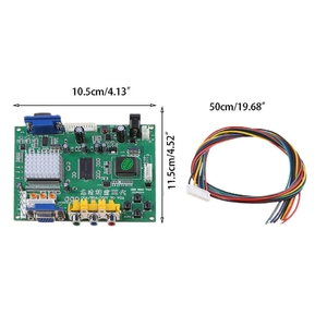Image 5 - Chơi Game RGB/CGA/EGA/YUV Sang Dual VGA Video Ban GBS 8220