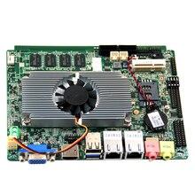 Z-3.5 Встроенная Материнская плата Celeron J1900 4G 2 * SATAII /6 * USB2.0/6 * COM/1 * mSATA мини-плата ПК
