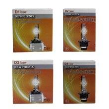 SHUOKE Bi Xenon CBI HID Headlight Bulbs Kit Bixenon D1S D1R D2S D2R D3S D3R D4S D4R D5S D8S 42V 85V 35W 3200Lm 4300K 5000K 6000K