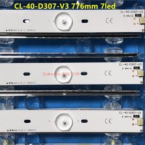 """Image 3 - CL 40 D307 V3 listwa oświetleniowa led na 40 """"TPV TPT400LA HM06 40PFL5708/F7 40PFL3188 40pfg4109 40phg4109 40PFT4109/60 40PFL3088H"""
