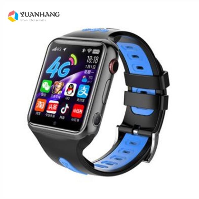 Смарт 4G Удаленная камера gps Wi Fi ребенок студент Whatsapp Google Play Smartwatch видео вызов монитор трекер местоположение телефон часы - 3