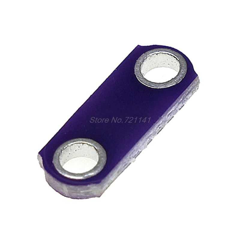 20 ชิ้น/ล็อต Lilypad LED สีแดง/สีขาว/สีส้ม/สีเขียวมรกต/สีฟ้า/สีเหลือง/สีเหลืองสีเขียวโมดูลสำหรับ DIY ชุด