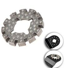 Прокладка Осциллирующие пилы мульти инструменты хвостовик адаптер для Multimaster электроинструментов