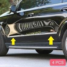 Stalen Deur Lichaam Rokken Versieringen Moulding Cover Voor 2020 2021 Mercedes Gle W167