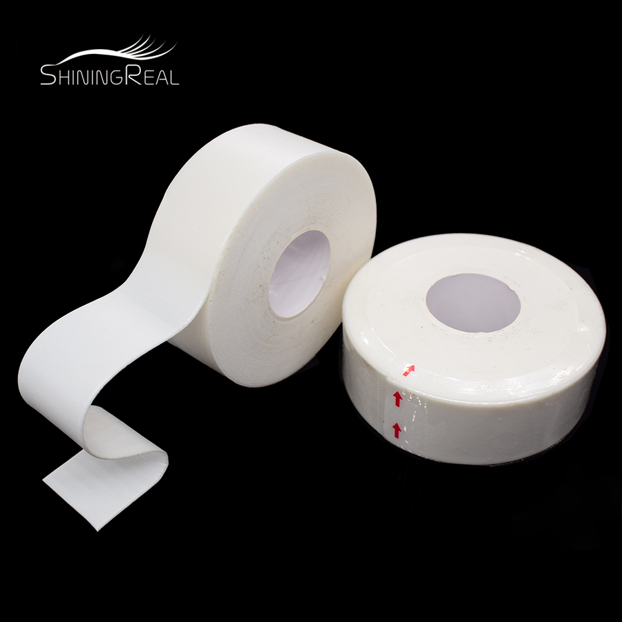 5m/Roll Foam Sponge Lash Patch Medical Tape Lint Free Eye Pads Under Patches Eyelash Extension Supply Eyelash Extension Tape