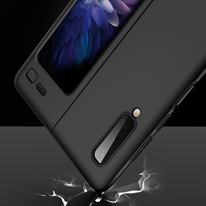 """Image 5 - 360 Full Protection Case For Samsung galaxy Fold Case Hard PC Slim Matte Back Protective Cover For Galaxy Fold 7.3"""" Shockproof"""