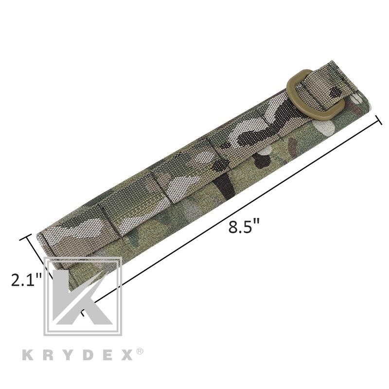 KRYDEX модульный разъем для наушников Стенд Защитная крышка тактическая головная повязка наушники гарнитура стенд Молл защиты чехол для Ховард PELTOR-5