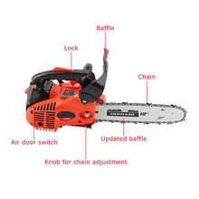 Gasoline Chainsaw Wood-Cutter Electric-Saw Cutting 900W for Cut-Wood 12-Grinding-Machine