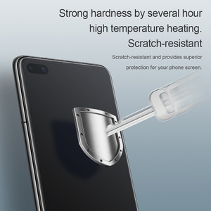 Image 2 - Nillkin XD CP+ Max Tempered Glass For Huawei P40 Protective oleophobic Full Screen glue
