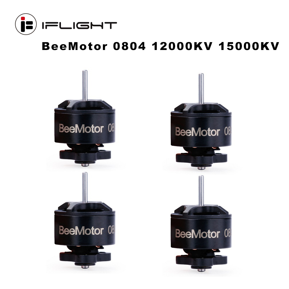iFlight BeeMotor 0804 12000KV 15000KV 1-2S FPV Whoop Brushless Motor For RC Models Spare Part DIY Accessories image