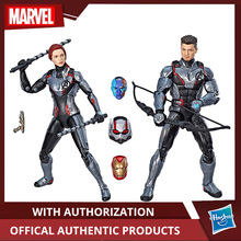 Hasbro Marvel Legends Series Black Widow Marvels Hawkeye Figure 2-Pack Team Suit 2PK Avengers 6-Inches Ant Man
