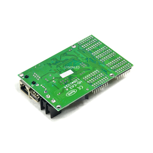 Image 2 - HD E63 イーサネットhuidu P10 デュアルカラーledディスプレイカードledプログラマブル看板コントローラ