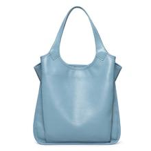 Кожаная модная роскошная женская сумка кожаная Дизайнерская кожаная сумка на одно плечо женская сумочка простая