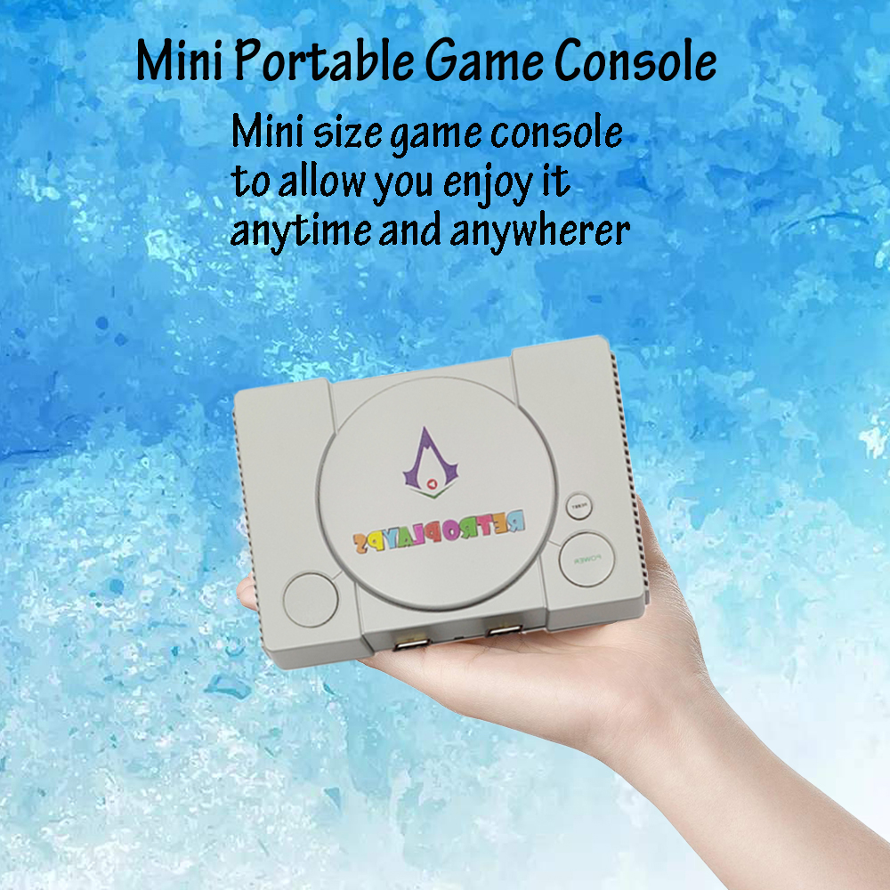 PSP חדש ארקייד משחק וידאו Console עבור PSP עבור SEGA HD פטל פאי 50 סימולטורים שחקן bulit-ב 10,000 משחקים Wired Gamepad מתנה Boy (3)