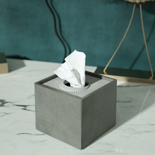 Цементная бумажная силиконовая форма для полотенец, ящик для хранения, форма для творческого отеля, гостиной, насос, коробка, силиконовая форма