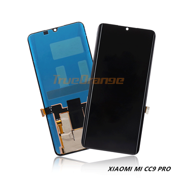Piezas de repuesto para Xiaomi Mi CC9 Pro, pantalla táctil LCD de Super Amoled para Xiaomi Mi Note 10, pantalla LCD