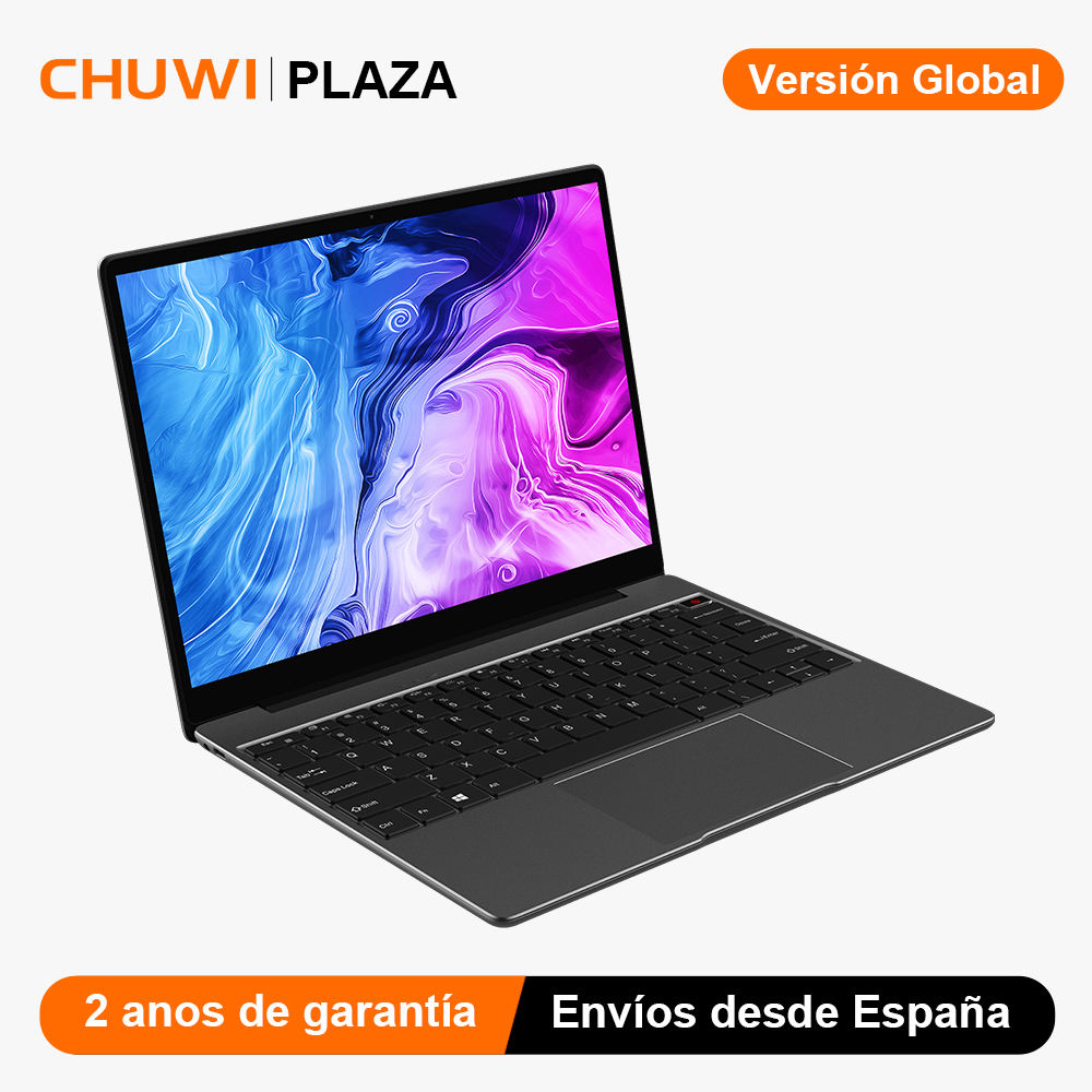 CHUWI CoreBook Pro 13 pouces Intel Core i3 ordinateur portable mince Windows 10 système dexploitation 8GB RAM 256GB SSD ordinateur avec Keyboar rétro-éclairé
