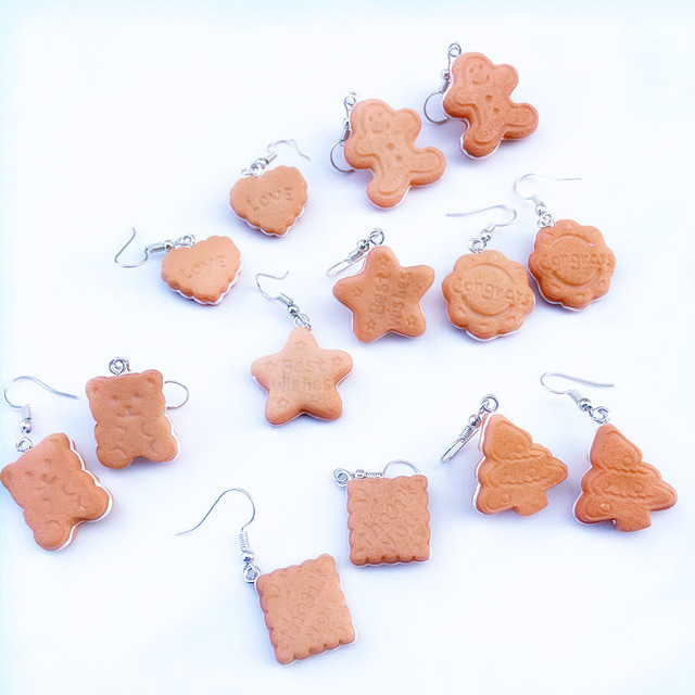 Cookies Earrings