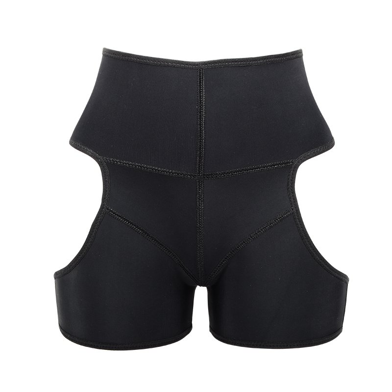 2019 Sports Fitness Hip Rubber Pants Body Sculpting Pants Shorts Body Shaping Underwear Female