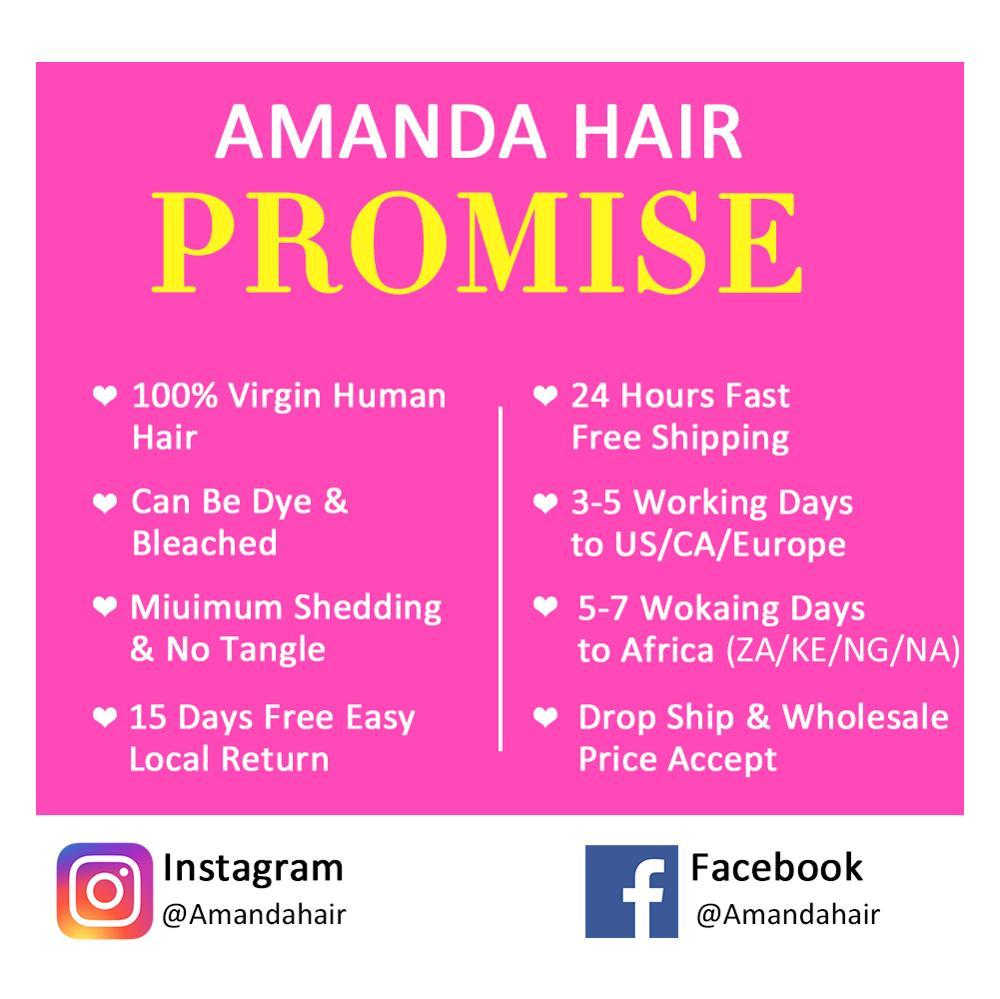 Amanda Straight Double Drawn   Bundles Natural Color  Virgin Hair Bundles  s 6