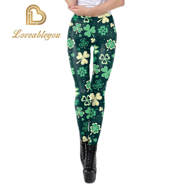 St Patrick's Day Leggings 10