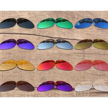 Vonxyz 20+ Color Choices Polarized Replacement Lenses for-Oakley X Metal Penny Frame