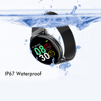 IP67 Waterproof Connected Watch-UMIDIGI Uwatch2-bluetooth 4.0 Smart Watch for Andriod IOS system
